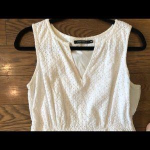 Monoprix Paris romantic dress, size L
